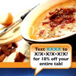 SMS marketing idea
